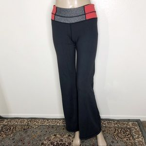 Lululemon Groove Pant Leggings - Gray/Multi